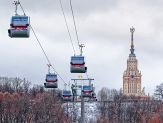 Moscow cable car cyber attack