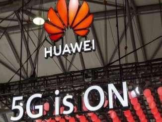 huawei 5G telefonica
