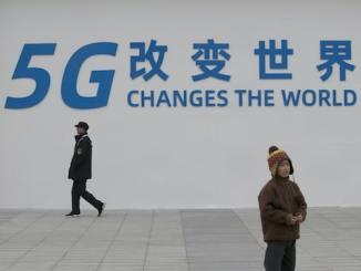 China 5G network coronavirus