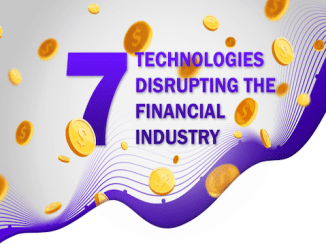 financial industry disruption