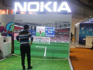 Nokia China 5G contracts