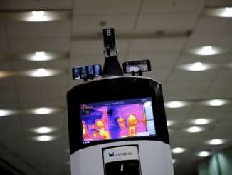 SK Telecom robot