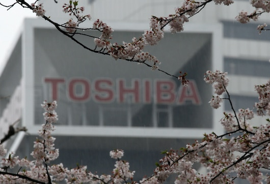 Toshiba to sell down Kioxia stake, return cash to shareholders