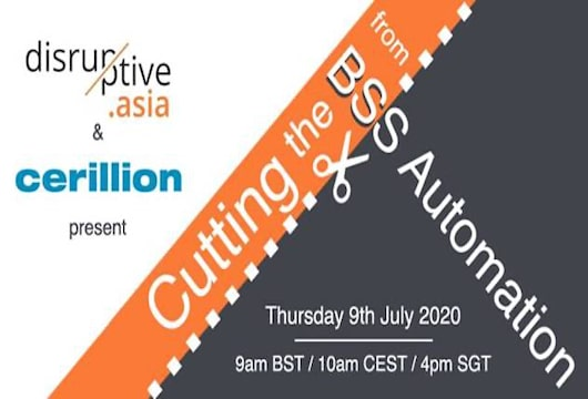LIVE EVENT – Cutting the BS from BSS Automation