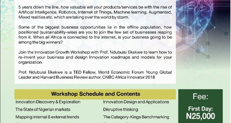 Enterprise Innovation Workshop