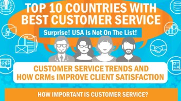 What countries have the best customer service?