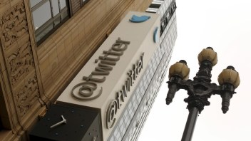 Twitter management exodus gives investors the jitters