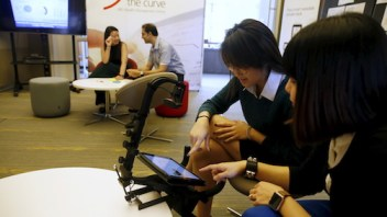 Asian private bankers unsettled by technology