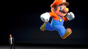 Apple's big surprise: 30 year old game franchise, Super Mario Brothers!