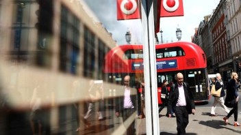 Vodafone thinks the future is exciting and asks if you are ready for it