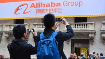 Alibaba goes shopping – for physical goods