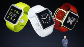 Apple Watch has voice and data connectivity problem