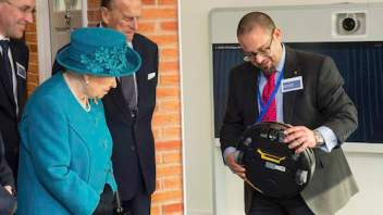 What do Her Majesty the Queen and hoovers have in common?