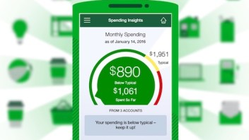 Banks use 'traffic lights' in apps to help customers control spending
