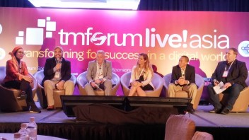 Panelists at TM Forum Live! Asia come to terms with digital reality
