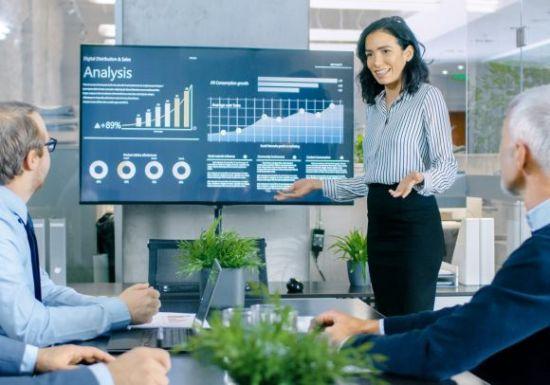 7 datos del impacto de las mujeres de negocios