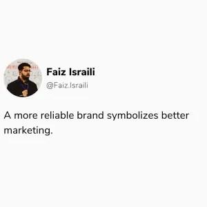 faiz israili entrepreneur facebook quote