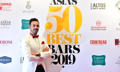 Best bars in asia