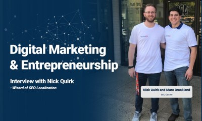 Interview with Nick Quirk