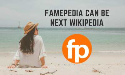 Famepedia is the best alternative of Wikipedia says Sunil Butolia