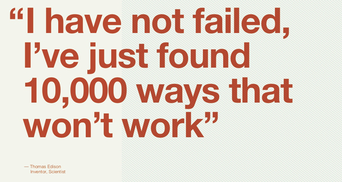 Why the Test & Learn Approach Does Not Work - Innovation Excellence