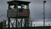 Guantanamo Bay camp, where many interrogations were carried out