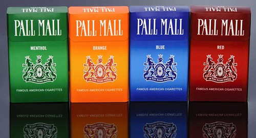 Pall Mall | Cigarettes