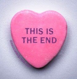 Valentines Day 2012 Its Not The End Of The World