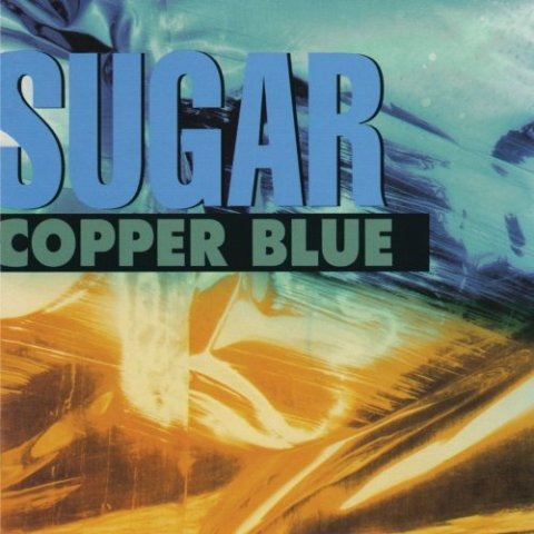 "Album cover ""Copper Blue"" by Sugar"
