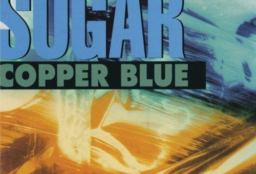 "Album cover ""Copper Blue"" by Sugar"