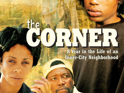 Cover image of The Corner by David Simon, Ed Burns