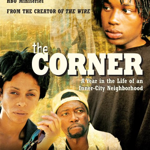 Cover image of The Corner by David Simon, Ed Burns