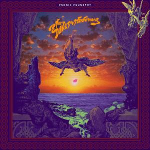 Psonic Psunspot album cover
