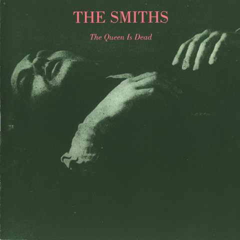 The Smiths ‎– The Queen Is Dead album cover