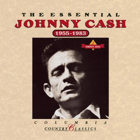 Cover: The Essential Johnny Cash 1955-1983