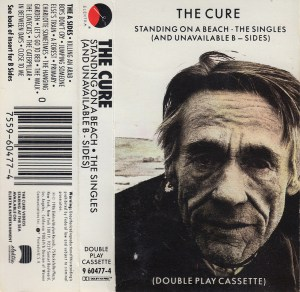 Staring at the Sea cassette cover