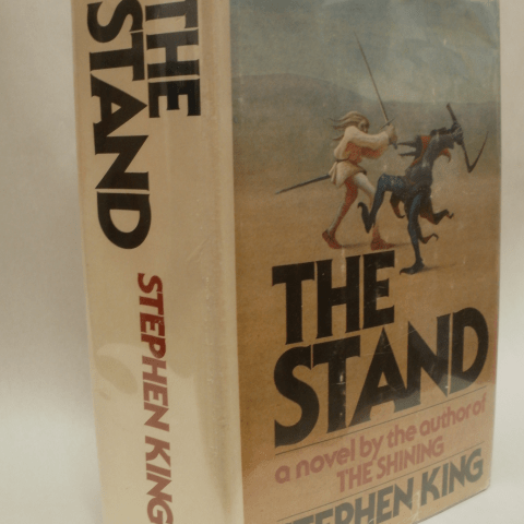 The Stand book cover