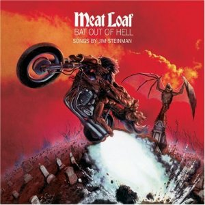 Bat Out of Hell album cover