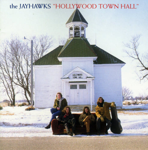 Hollywood Town Hall album cover