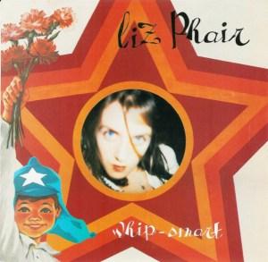 Liz Phair's Whip-Smart album cover