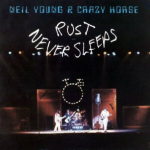 Rust Never Sleeps album cover