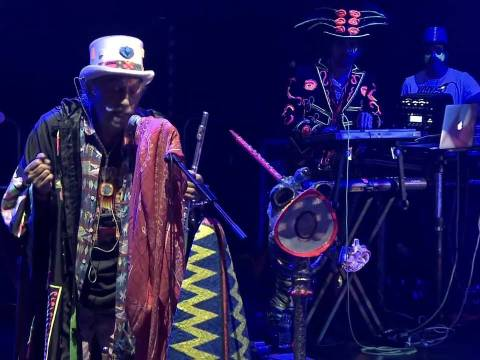 Shpongle Live in London 2013