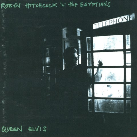 "Album cover: ""Queen Elvis"" by Robyn Hitchcock & The Egyptians"