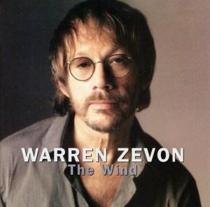 The Wind by Warren Zevon (album cover)