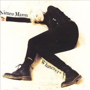 """Album cover for """"Whatever"""" by Aimee Mann"""