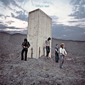 """Album cover """"Who's Next"""" by The Who"""