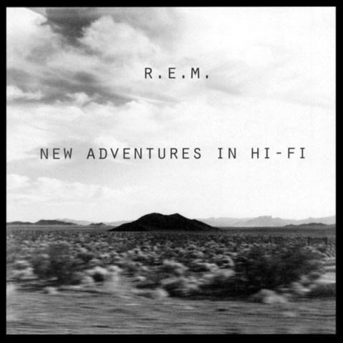 """""""New Adventures in Hi-Fi"""" album cover"""