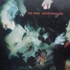 """""""Disintegration"""" album cover"""