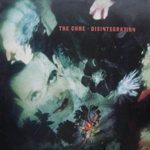 """Disintegration"" album cover"