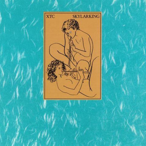 """""""Skylarking"""" by XTC album cover"""